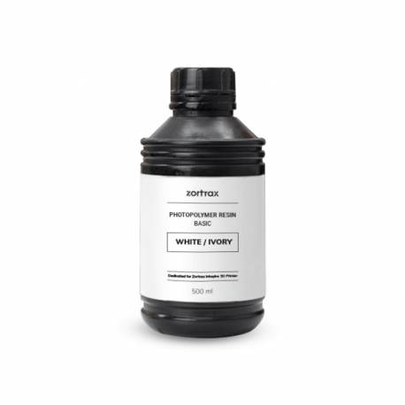 Resine basic Zortrax Inkspire 500 ml