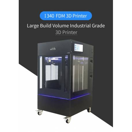 Imprimante 3D industrielle Ibridger I340