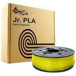 Filament PLA Da Vinci Junior Jaune Clair