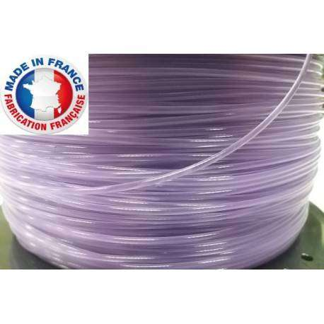 FILAMENT PLA VIOLET TRANSLUCIDE 3D ADVANCE1.75 MM