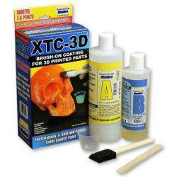 Kit polissage impression 3D XTC 3D