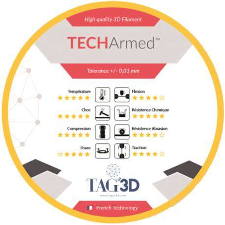 Filament Tech Armed de Tag3D